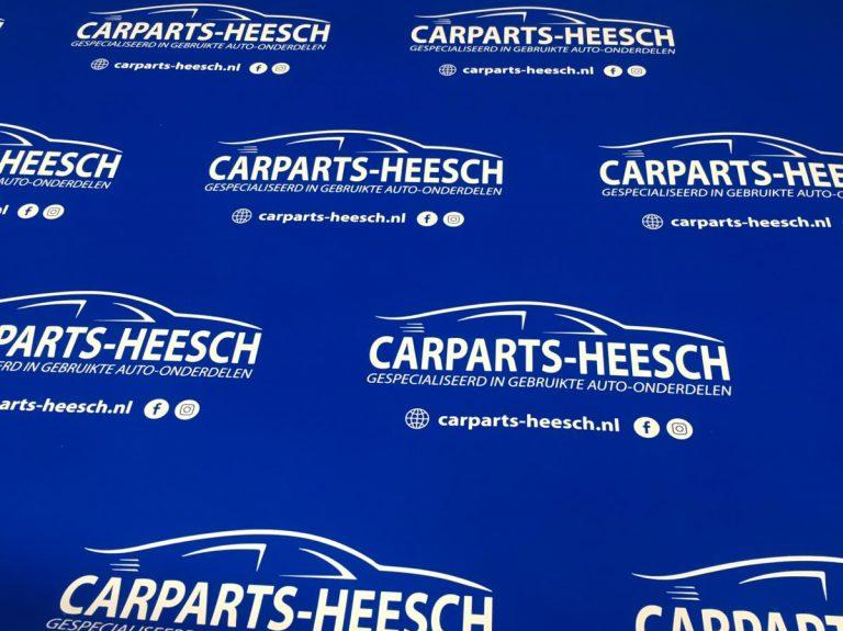 CarpartsHeesch.Sticker