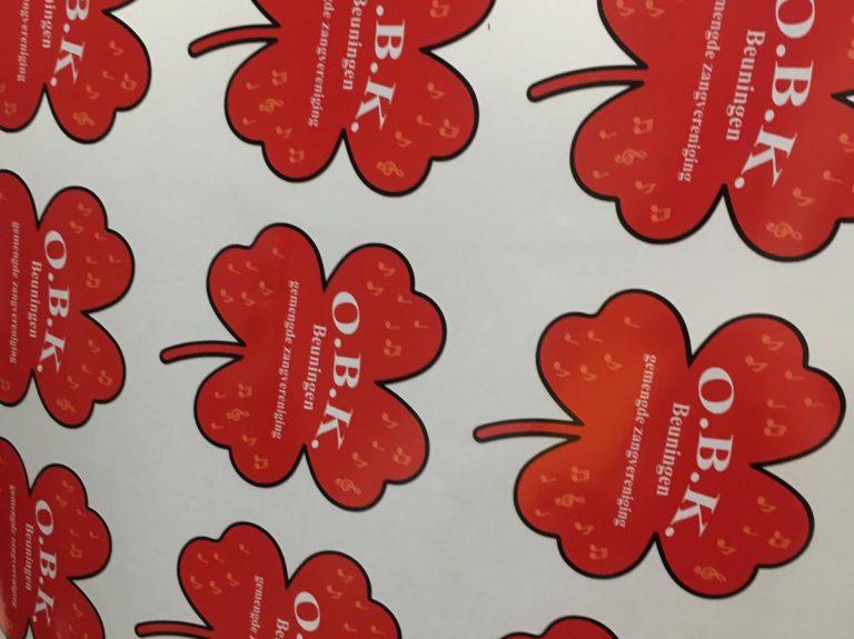 O.B.K.Sticker